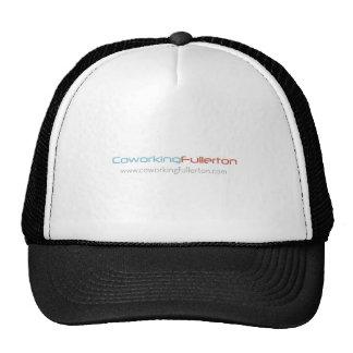CoWorking Fullerton Trucker Hats