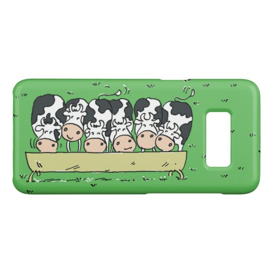 Cows and Catle in a Farmer's Field Case-Mate