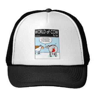 Cow's Bottom Stocking Cap
