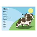 Cows - Chubby Business Cards