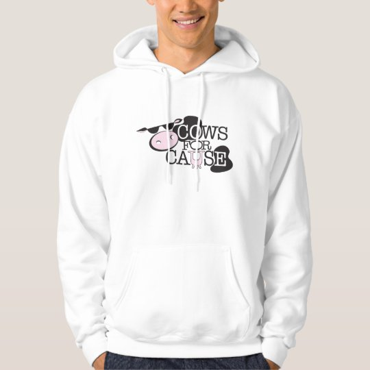 COWS FOR CAUSE HOODIE