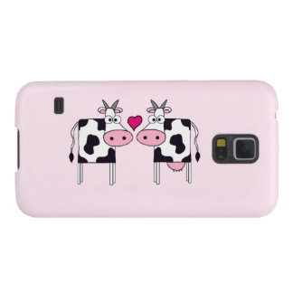 Cows in Love Case For Galaxy S5