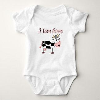 Cows Infant Creeper