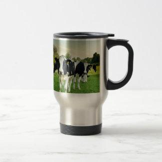 Cows love to stare coffee mug