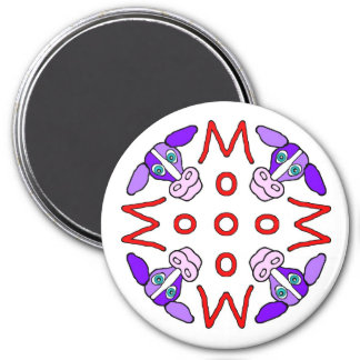 Cows Mooo Magnet