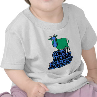 Cows Never Think Its As Funny As You Do Tshirts