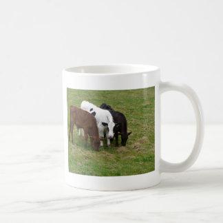 Cows Of All Colors Basic White Mug