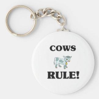 COWS Rule! Key Ring