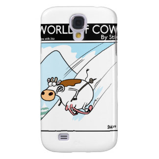 CowSkiing HTC Vivid Cover
