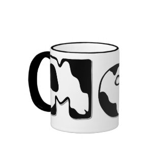 Cowspots Mum Mug