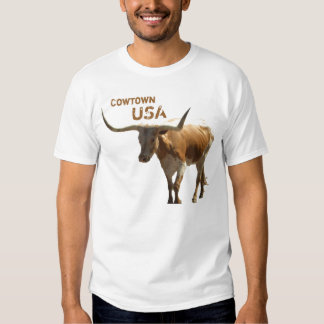 Cowtown USA T-Shirt