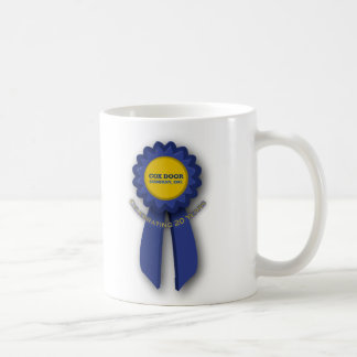 Cox Door Company Anniversary Mug