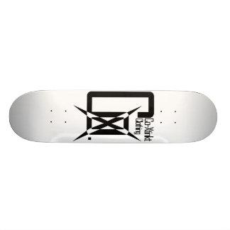 CoXtinkt Logo Black Deck Skateboards