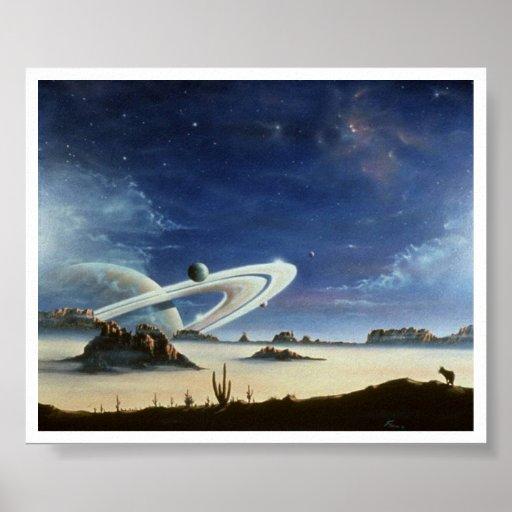 Coyote Dream Poster