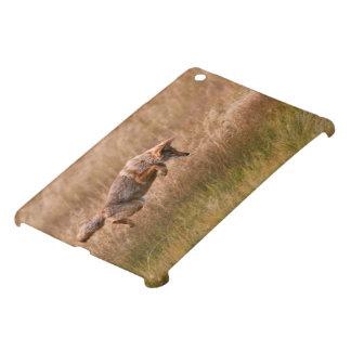 Coyote Leaping - Gibbon Meadows iPad Mini Case