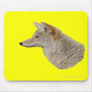 Coyote Profile Mouse Pad
