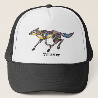 Coyote the Trickster Hat