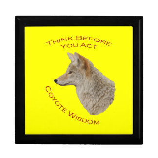 Coyote Wisdom Gift Boxes