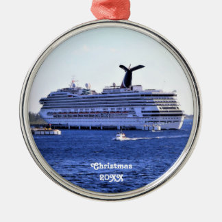 Cozumel Cruise Ship Visit Custom Christmas Ornament