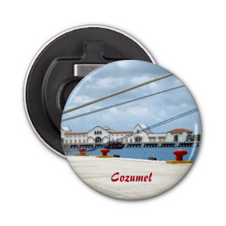 Cozumel Dockside Bottle Opener