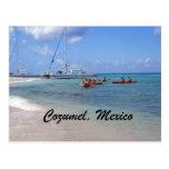 Cozumel, Mexico Postcard