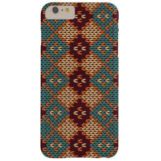 Cozy Cable-knit Boho iPhone Case