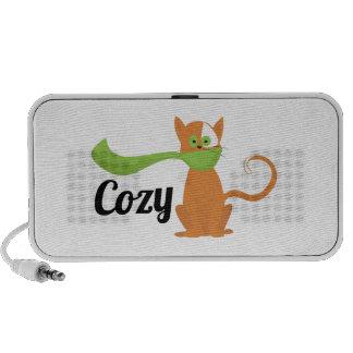 Cozy Cat Portable Speaker