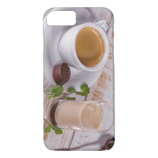 Cozy Coffee iPhone 8/7 Case