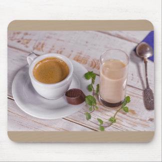 Cozy Coffee Mousepad