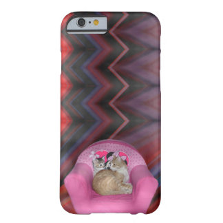 Cozy Comfort Zone iPhone Case Barely There iPhone 6 Case