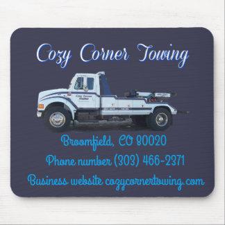 Cozy Corner Towing Mousepad