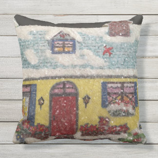 Cozy Cottage Outdoor Cushion