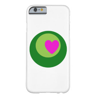 Cozy Heart Barely There iPhone 6 Case
