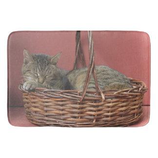 Cozy Kitty Bath Mat