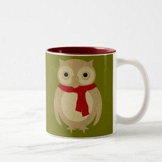 Cozy Owl Mug