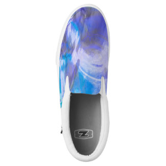 Cozy's Printed Shoes