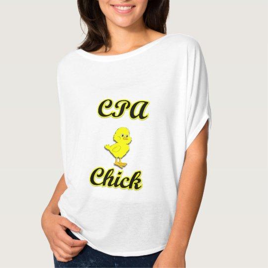 CPA Chick T-Shirt