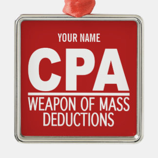 CPA custom color ornament