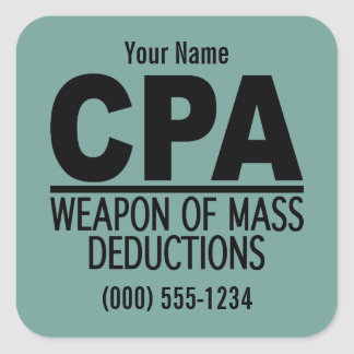 CPA custom color stickers