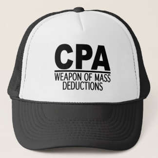 CPA hat - choose color