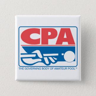 CPA Logo 15 Cm Square Badge