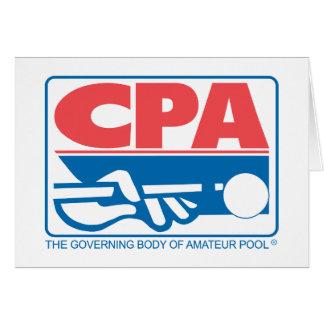 CPA Logo Card