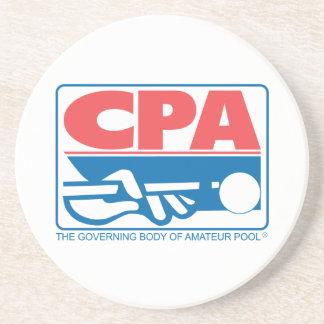 CPA Logo Coaster