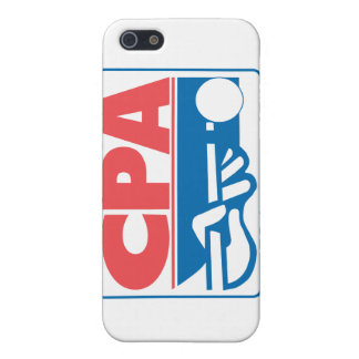 CPA Logo Cover For iPhone 5/5S