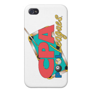 CPA Logo Designs Case For The iPhone 4