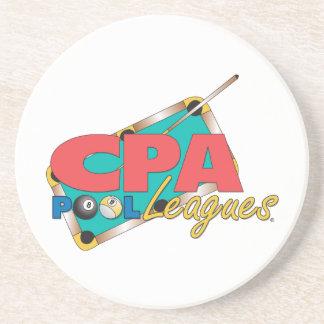 CPA Logo Designs Coaster