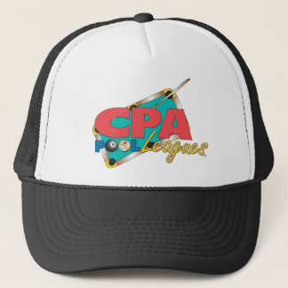 CPA Logo Designs Trucker Hat