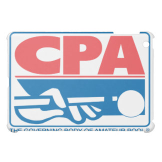 CPA Logo iPad Mini Cover