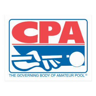 CPA Logo Postcard