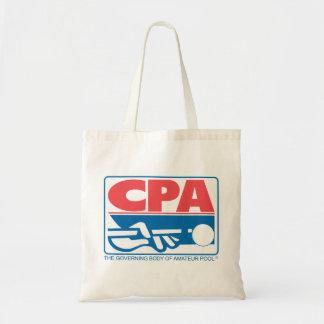 CPA Logo Tote Bag